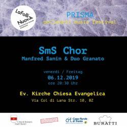 PRISMA: Poliedric Music Festival - SmS Chor & Co.