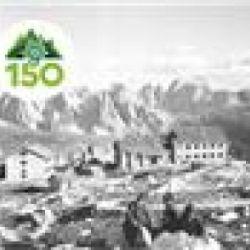 Hoch hinaus – Wege und Hütten in den Alpen