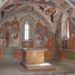 Cappella di Santo Stefano a Montani di Sopra