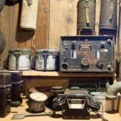 Kleines Museum in Lana