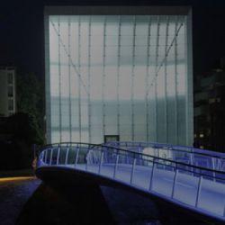 Museion - museo d'arte moderna e contemporanea di Bolzano