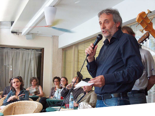 Enzo Nicolodi, ideatore di On the road again, crea ponti tra tra cultura tedesca e italiana
