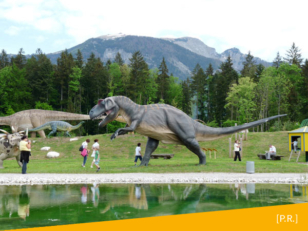 """DINOMANIA"" IN ALTO ADIGE!"
