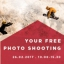 Your free Photo Shooting at the Snowpark