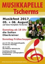 Musikfest der Musikkapelle Tscherms