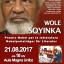 Wole Soyinka: premio Nobel per la letteratura
